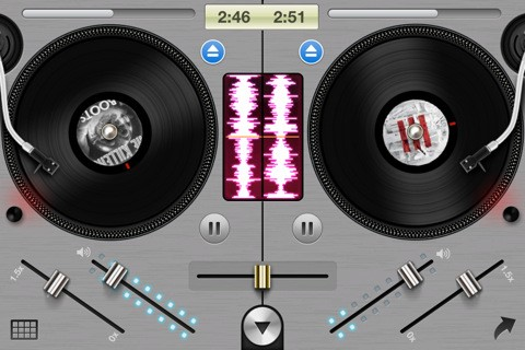 Tap DJ para iPhone e iPod Touch