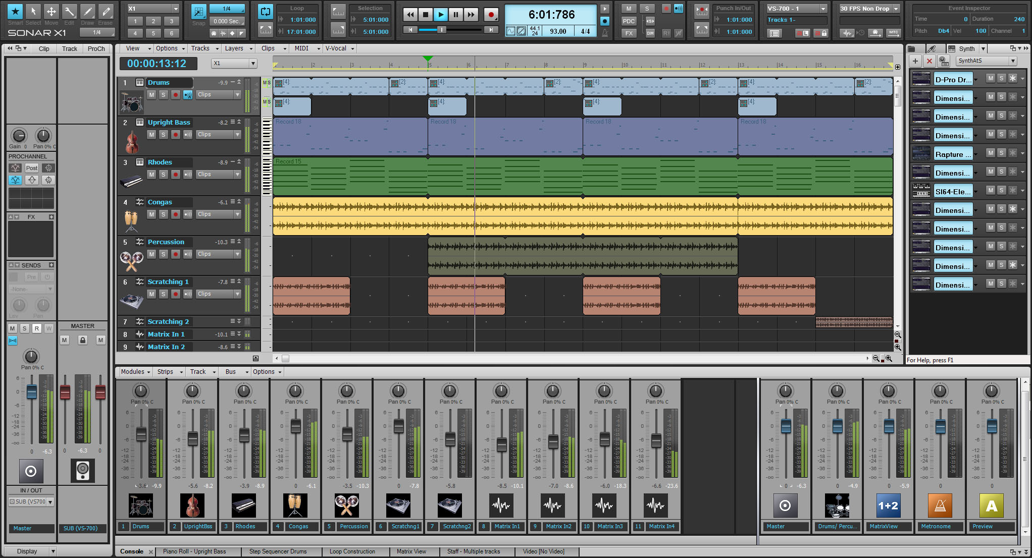 Sonar Home Studio Software Free Download