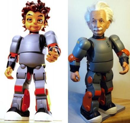 Modelos Zeno e Einstein