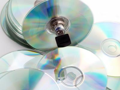 Muitos discos ficam