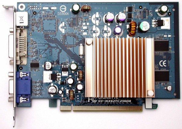 Placa mãe Gigabyte com chipset nVidia