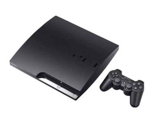 PS3 em promoção