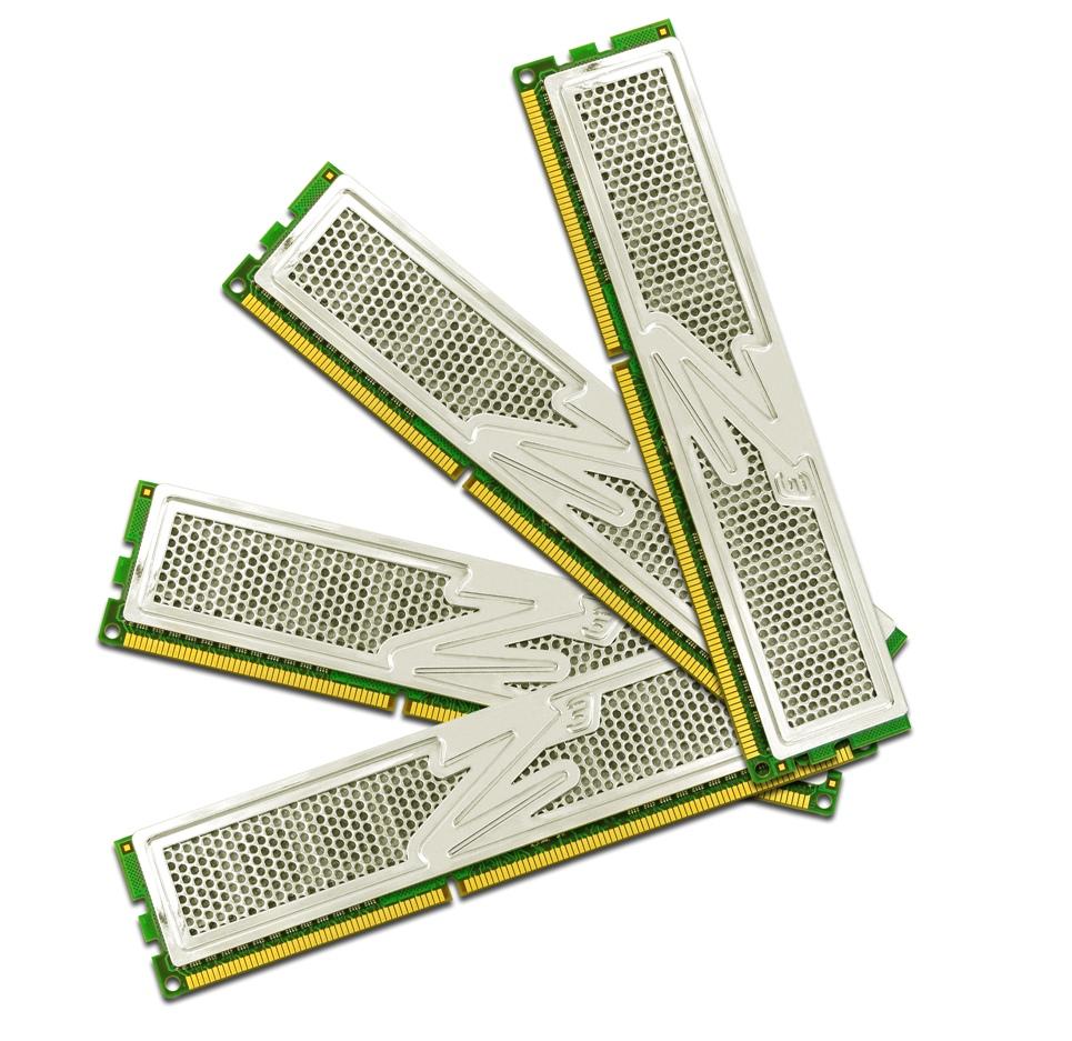 Módulos de memória RAM