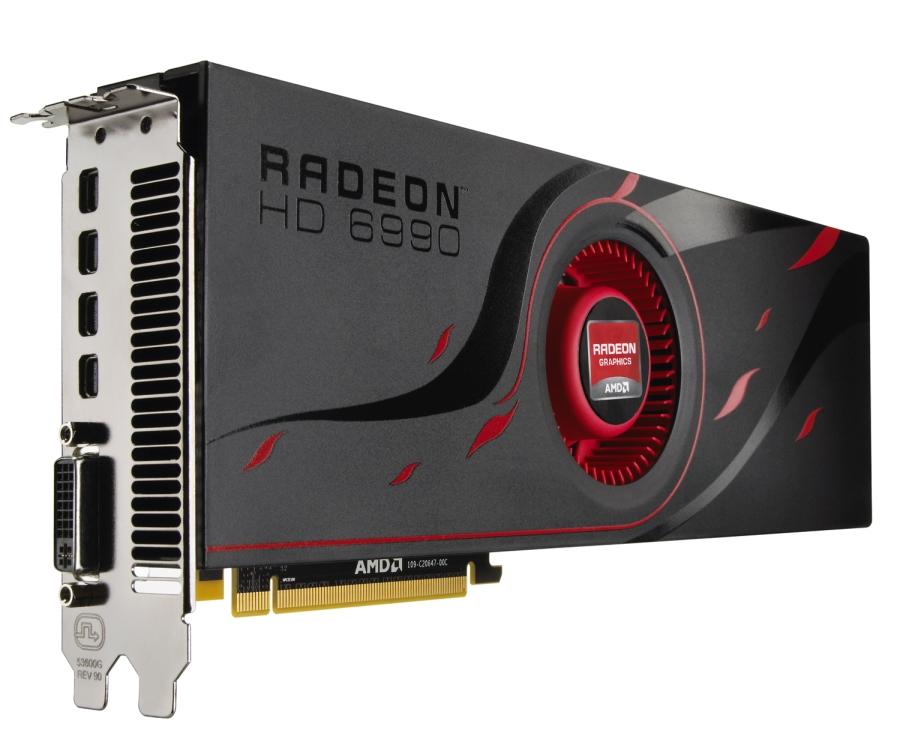 Placa de vídeo da AMD