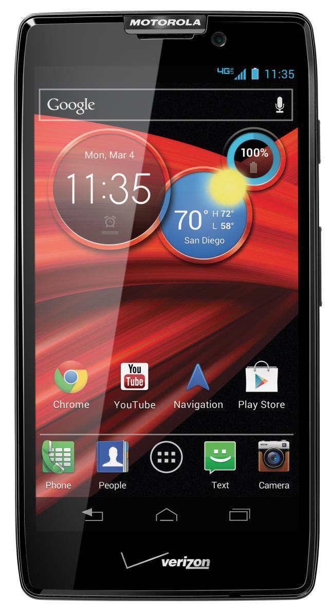 Motorola apresenta o novo RAZR M 4G LTE