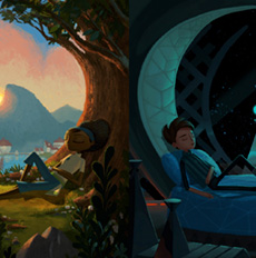 Broken Age: Act I (Double Fine Productions)