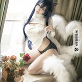 Ahri LOL Cosplay