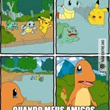 coitado do charmander