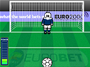 Penalty Shootcut Euro 2000