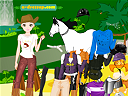 Ranch Dressup Game