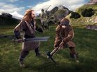 The Hobbit: Dwarf Combat Training