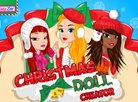 Christmas Doll Creator
