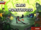 Ninja Total: Caos Monstruoso