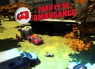 Park It 3D: Ambulance