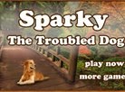Sparky the Troubled Dog