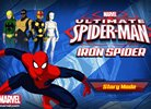 Ultimate Spider Man: Iron Spider