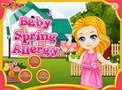 Baby Spring Allergy