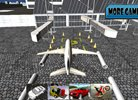 3D Airplane Parking