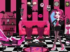 Draculaura Room Decor