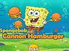 Bob Esponja: Cannon Hamburger