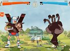Regular Show: Battle of the Behemoths