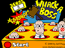 whack a boss
