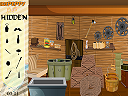 Find The Objects in Store Room