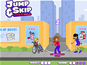 Jump and Skip with Carla