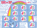 Care Bears Road Trip Match Game
