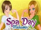 Spa Day Makeover