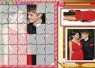 Sweet Moments Puzzle - Justin Bieber and Selena Gomez