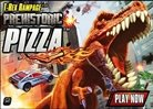 Hot Wheels – T-Rex Rampage Prehistoric Pizza