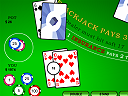 Blackjack Green Table