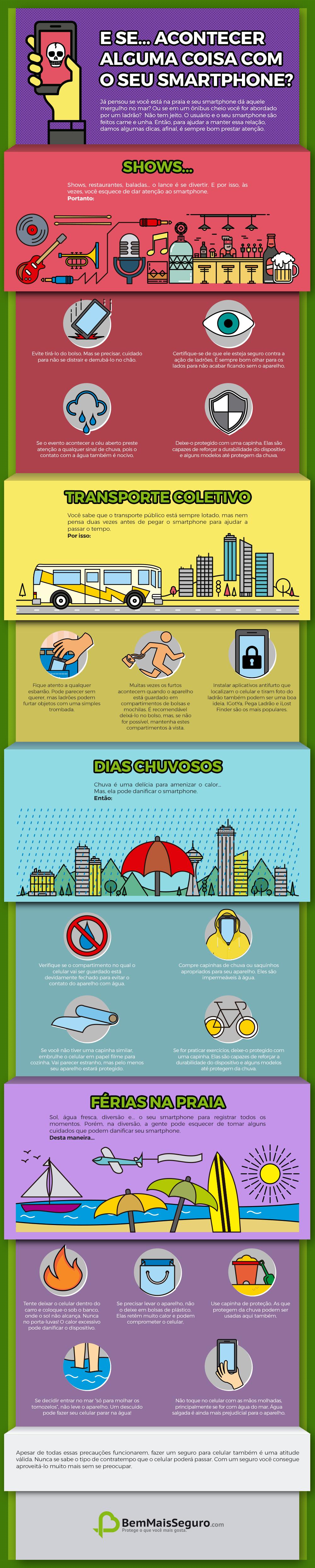 Quer proteger o seu celular? Confira 16 dicas para cuidar muito bem dele