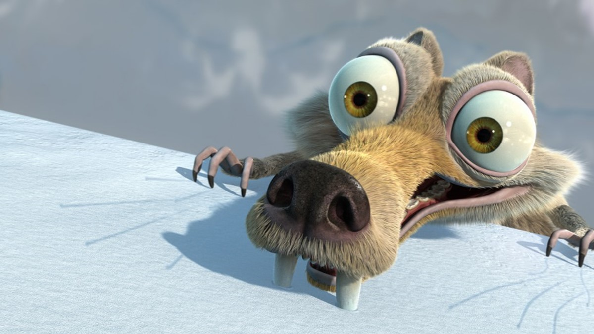 Scrat - A era do gelo
