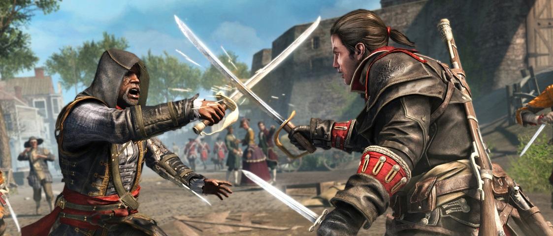 Mais gameplay de Assassin's Creed: Rogue; game terá versão para PC em 2015
