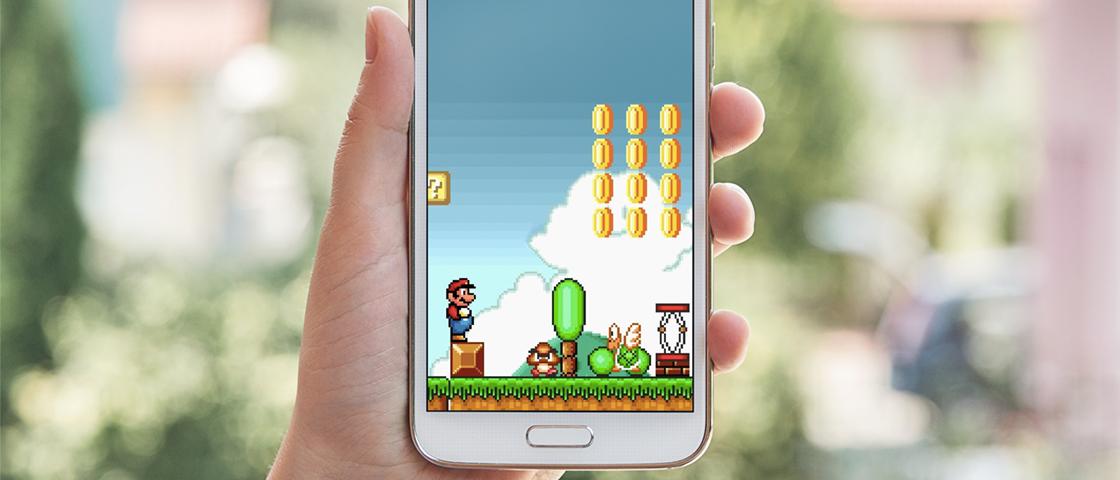 Bomba: Nintendo finalmente vai produzir jogos para smartphones e tablets