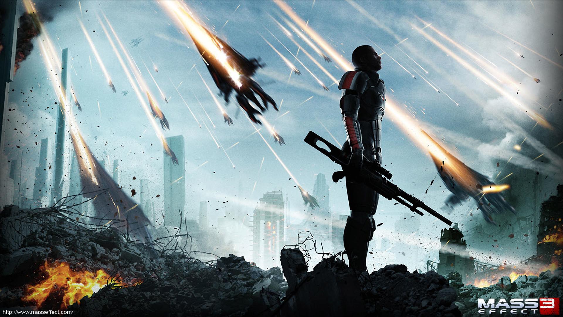 Mass Effect vai ganhar atração em parque temático