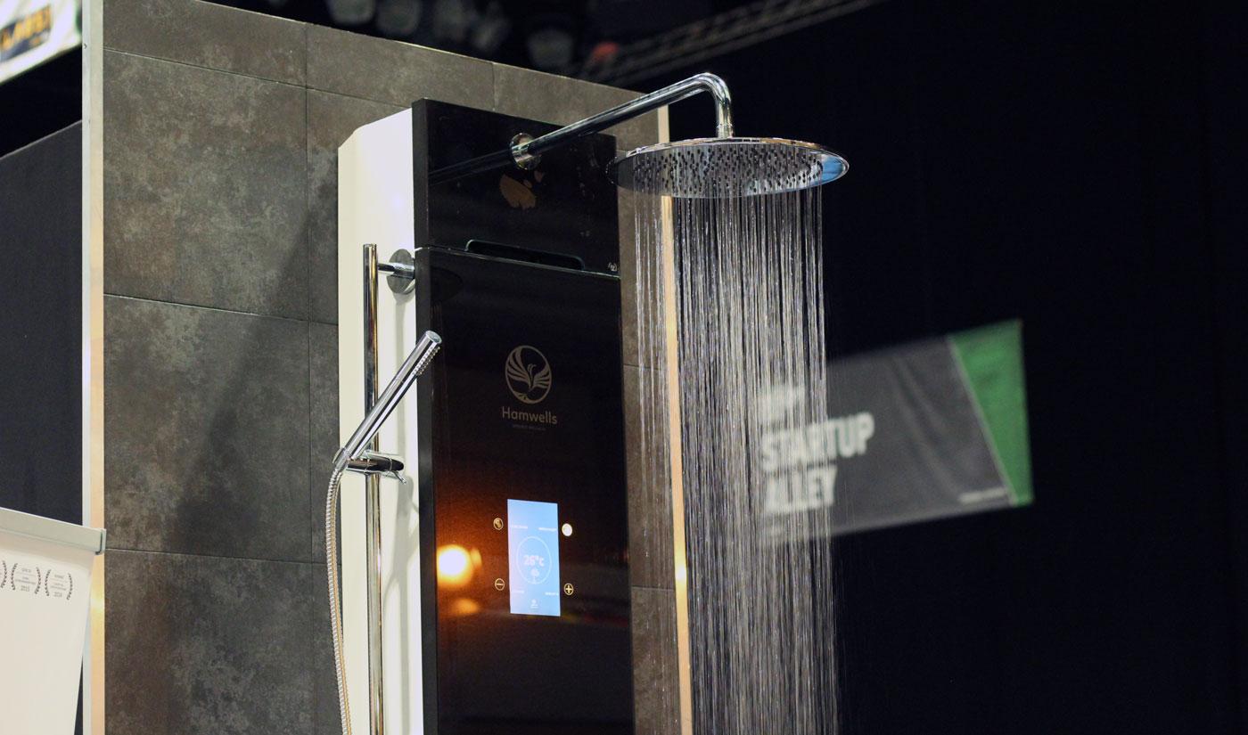 Chuveiro que reutiliza água do banho pode 'salvar o planeta'