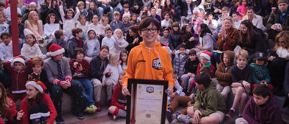 Garoto de 10 anos é o primeiro campeão norte-americano de Minecraft