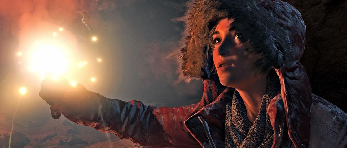Aí sim: Square Enix enfim confirma data de Rise of the Tomb Raider para PC