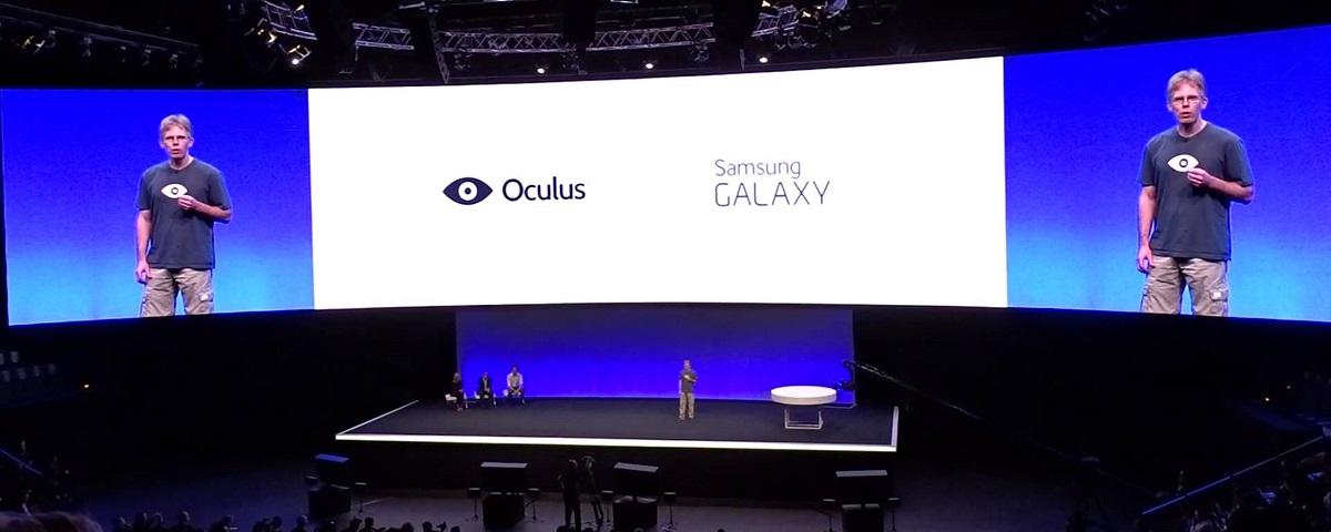 Gear VR pode ter monitoramento de posição do usuário graças a John Carmack
