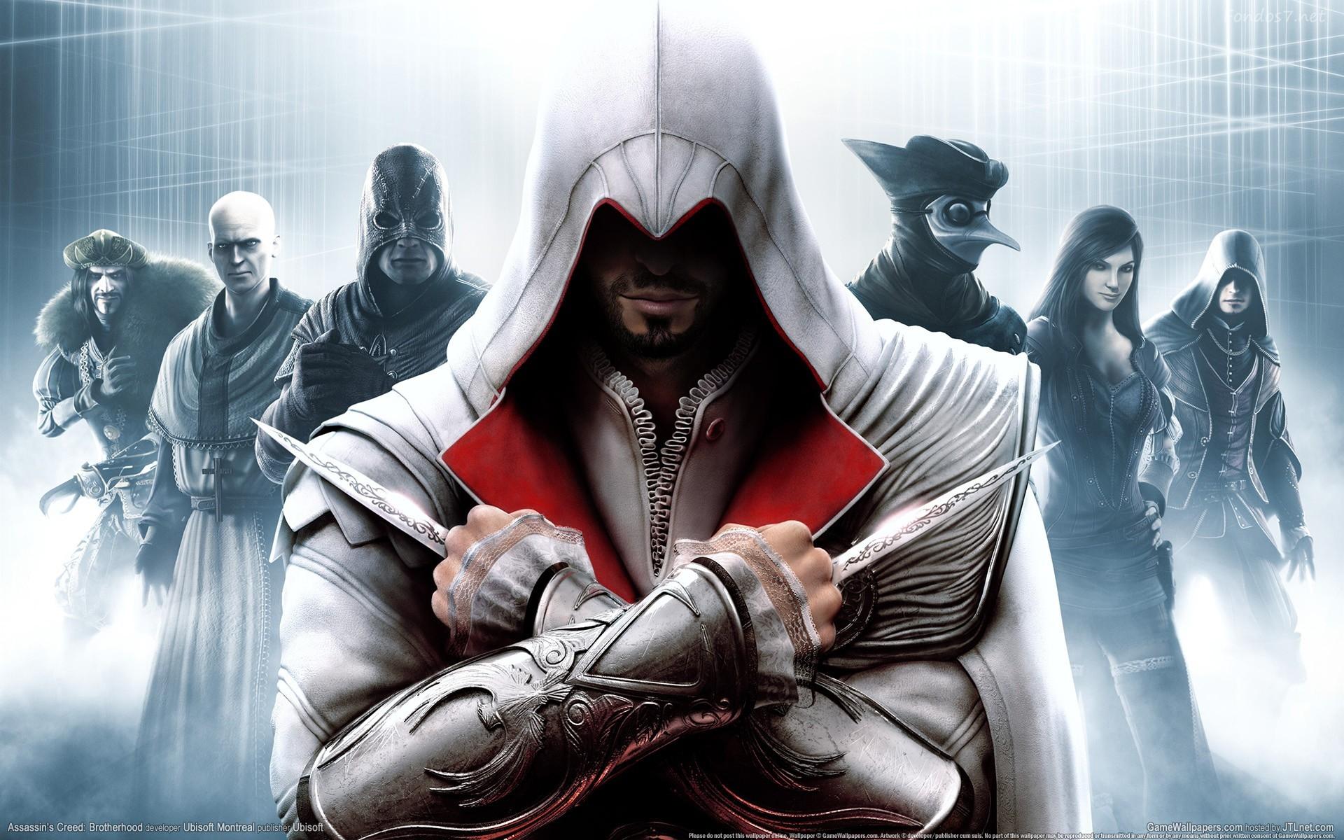 Assassin's Creed vai tirar uma folga dos video games em 2016