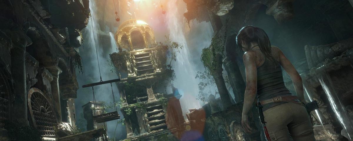 Rise of the Tomb Raider derrota Witcher 3 e ganha prêmio para escritores