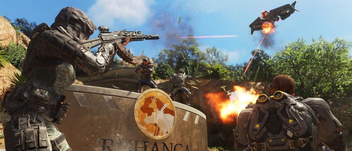 Confira a versão multiplayer competitivo de Call of Duty: Black Ops 3