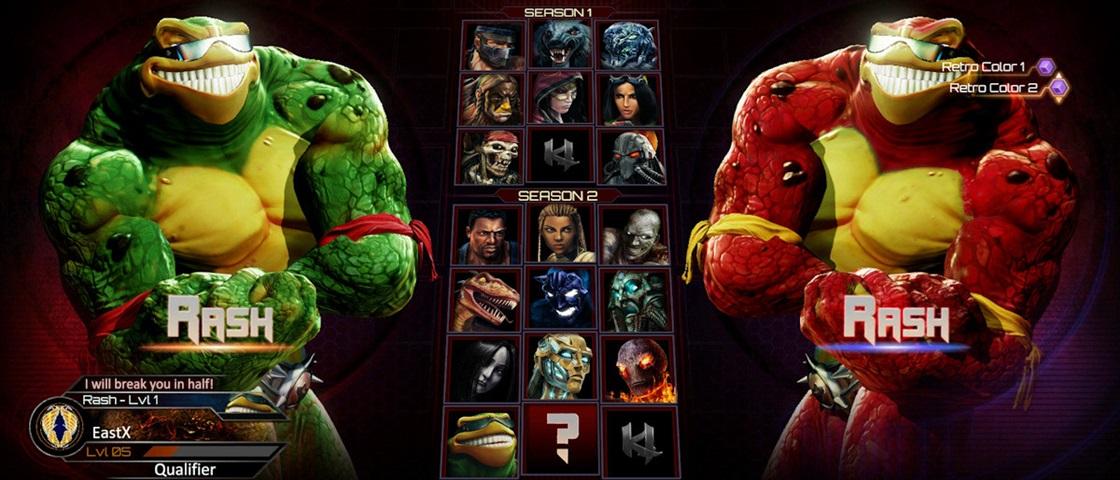 Killer Instinct vai receber melhorias gráficas na terceira temporada