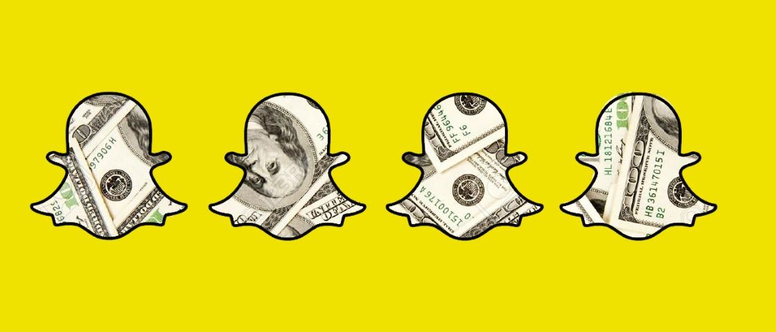 É mais de 8 mil! Estagiários do Snapchat e Pinterest ganham salários altos