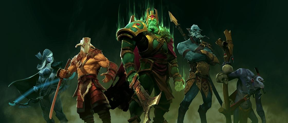 DotA 2 receberá primeiro herói criado fora do mod original para Warcraft 3