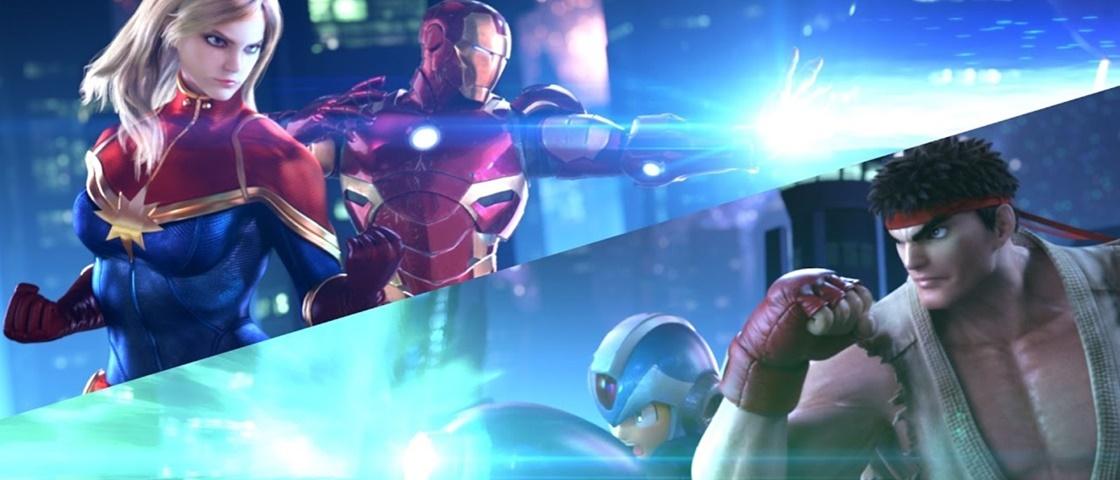MAHVEL BABY! Marvel vs. Capcom: Infinite chega em 2017 para PS4, XOne e PC