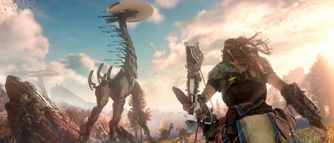 Quer mais Horizon: Zero Dawn? Vídeo mostra combates e localizações do game